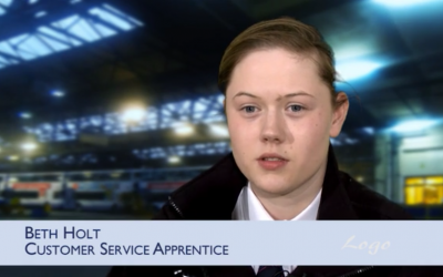 First Employ the First Customer Service Apprentices in Transport