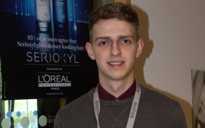 Accounting Apprentice is a Cut Above at L'Oréal