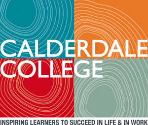 Calderdale College Block Logo
