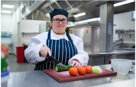 Bolton College support helps catering students excel in exams