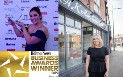 She did it! College apprentice Caitlin named 'Apprentice of the Year'