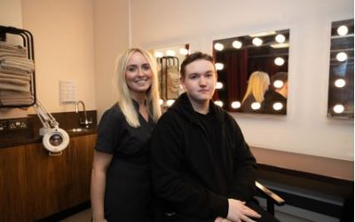 Bolton College Make-up Artist up for top award