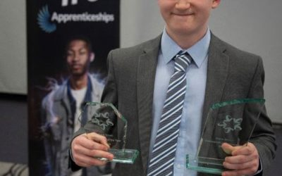 Apprentices add Chamber award to Silverware