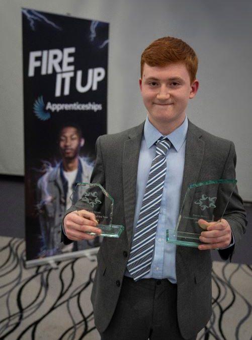 Apprentices add Chamber award to Silverware