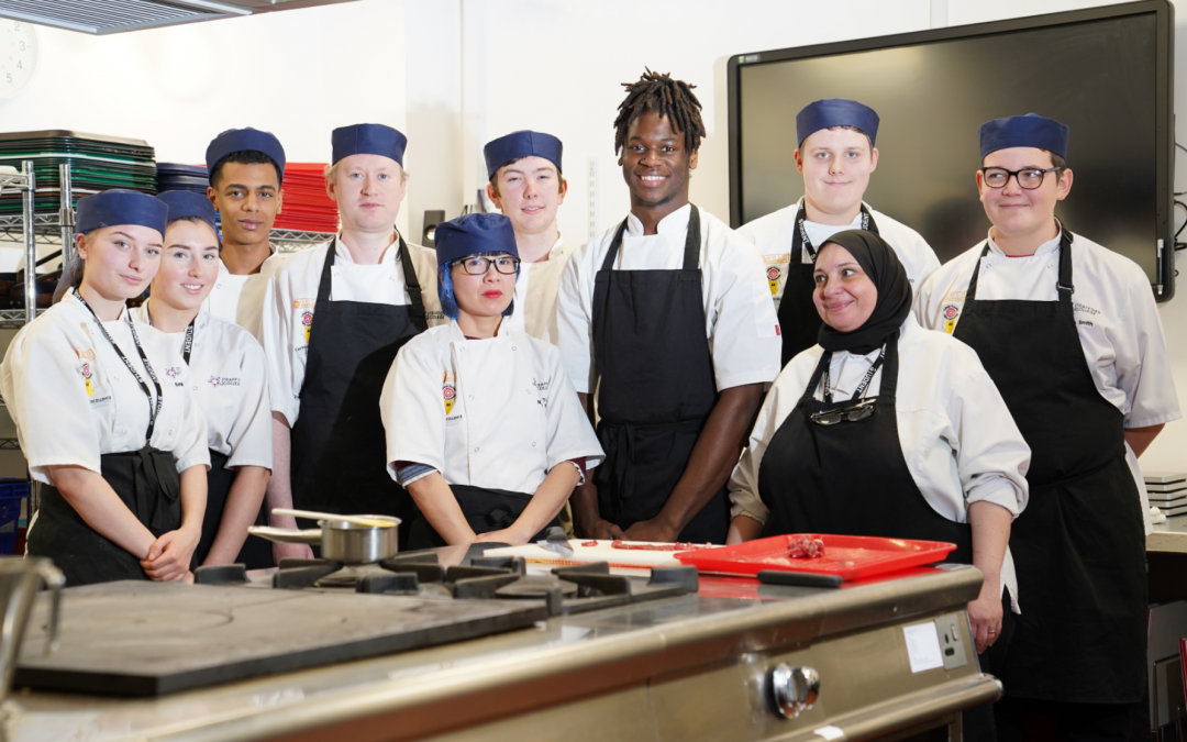 Diners get a flavour of MasterChef finalist's cooking